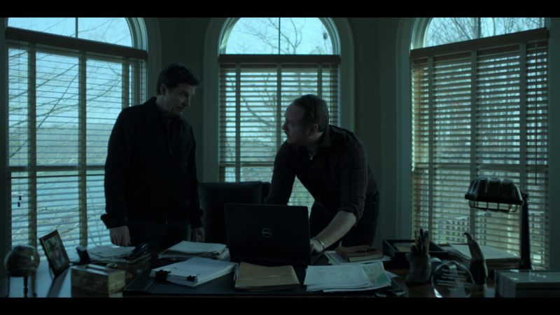 """Dell Laptop in Ozark: Season 2, Episode 7, """"One Way Out"""" (2018) - TV Show Product Placement"""
