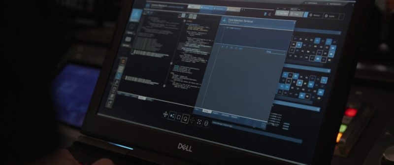 Dell Notebook Used by Paul Rudd in Ant-Man and the Wasp (2018, Marvel Studios) - Movie Product Placement