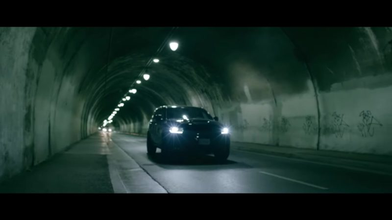 "Dodge Durango SRT Black Car in ""Trip"" by Ella Mai (2018) Official Music Video Product Placement"