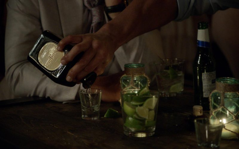 Don Julio Tequila in Ballers