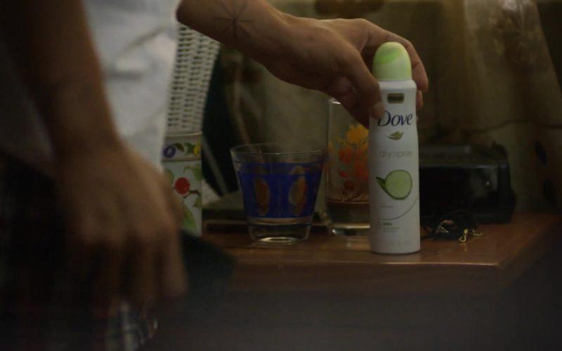 Dove Dry Spray in StartUp (1)