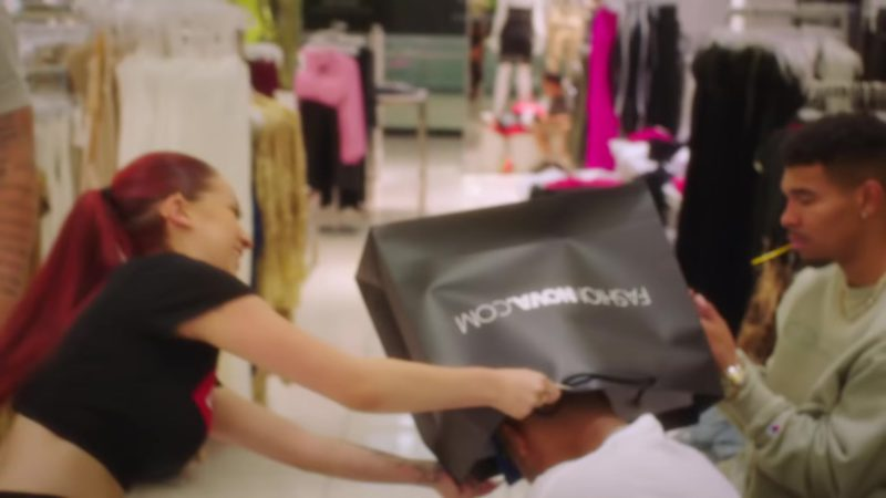 """Fashion Nova Store in """"Juice"""" by Bhad Bhabie feat. YG (2018) - Official Music Video Product Placement"""