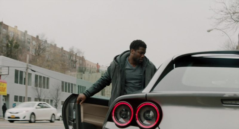 Ferrari Sports Car Used by Bryan Cranston and Kevin Hart in The Upside (2018) Movie Product Placement