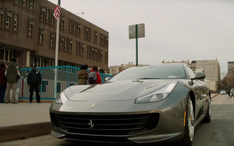 Ferrari Sports Car Used by Bryan Cranston and Kevin Hart in The Upside Movie (6)