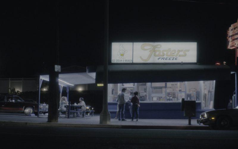 Fosters Freeze Fast Food Restaurant in Glow Season 1 Episode 5 (1)