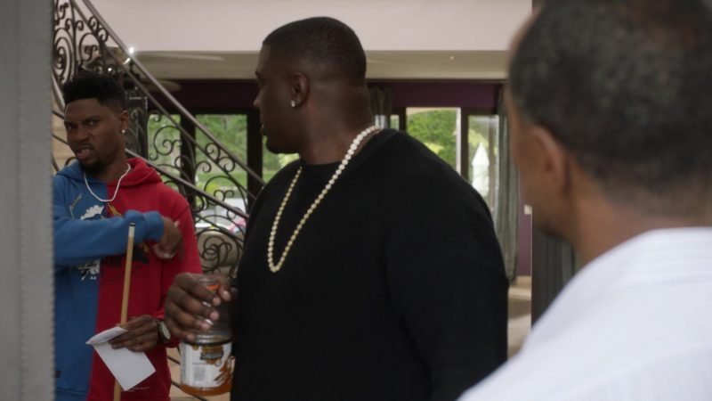 "Gatorade Drink Held by Donovan Carter in Ballers: Season 3, Episode 5, ""Make Believe"" (2017) - TV Show Product Placement"