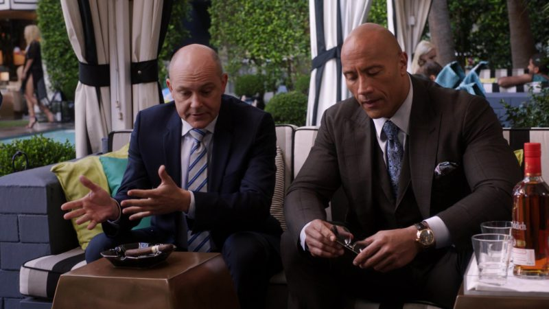 "Glenfiddich Whisky in Ballers: Season 3, Episode 4, ""Ride and Die"" (2017) - TV Show Product Placement"