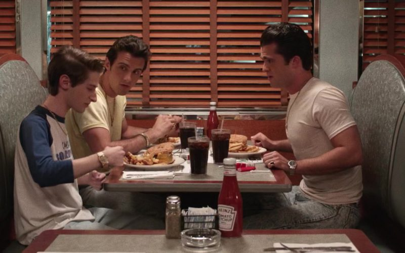 Heinz Ketchup in Cruise (3)