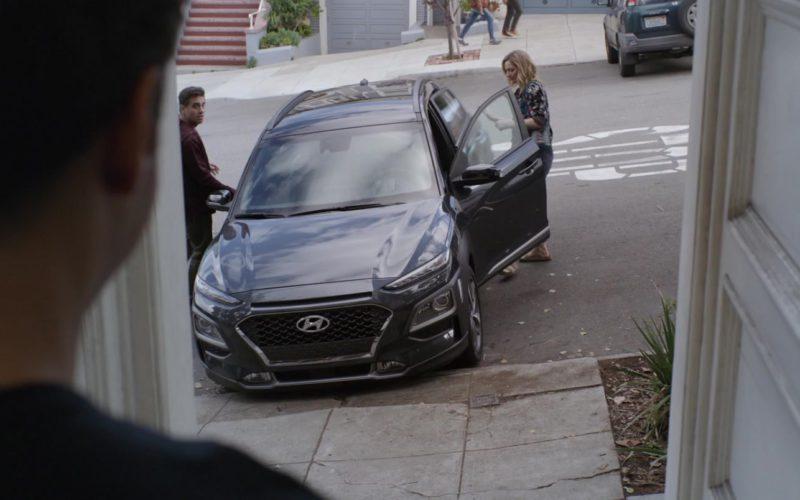 Hyundai Kona Car in Ant-Man and the Wasp (4)