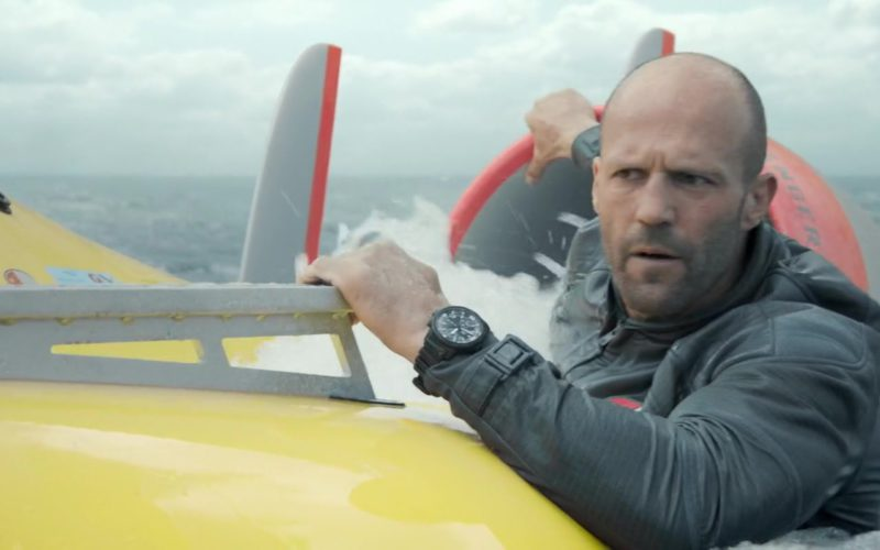 IWC Watch Worn by Jason Statham in The Meg (6)
