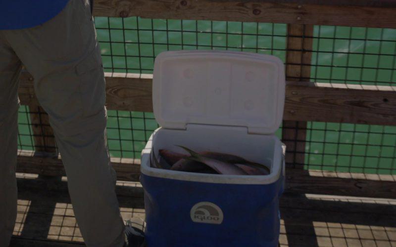 Igloo Cooler in Ballers