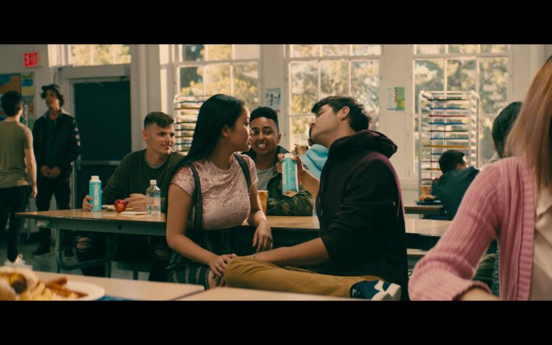 JUST Water in To All the Boys I've Loved Before (1)