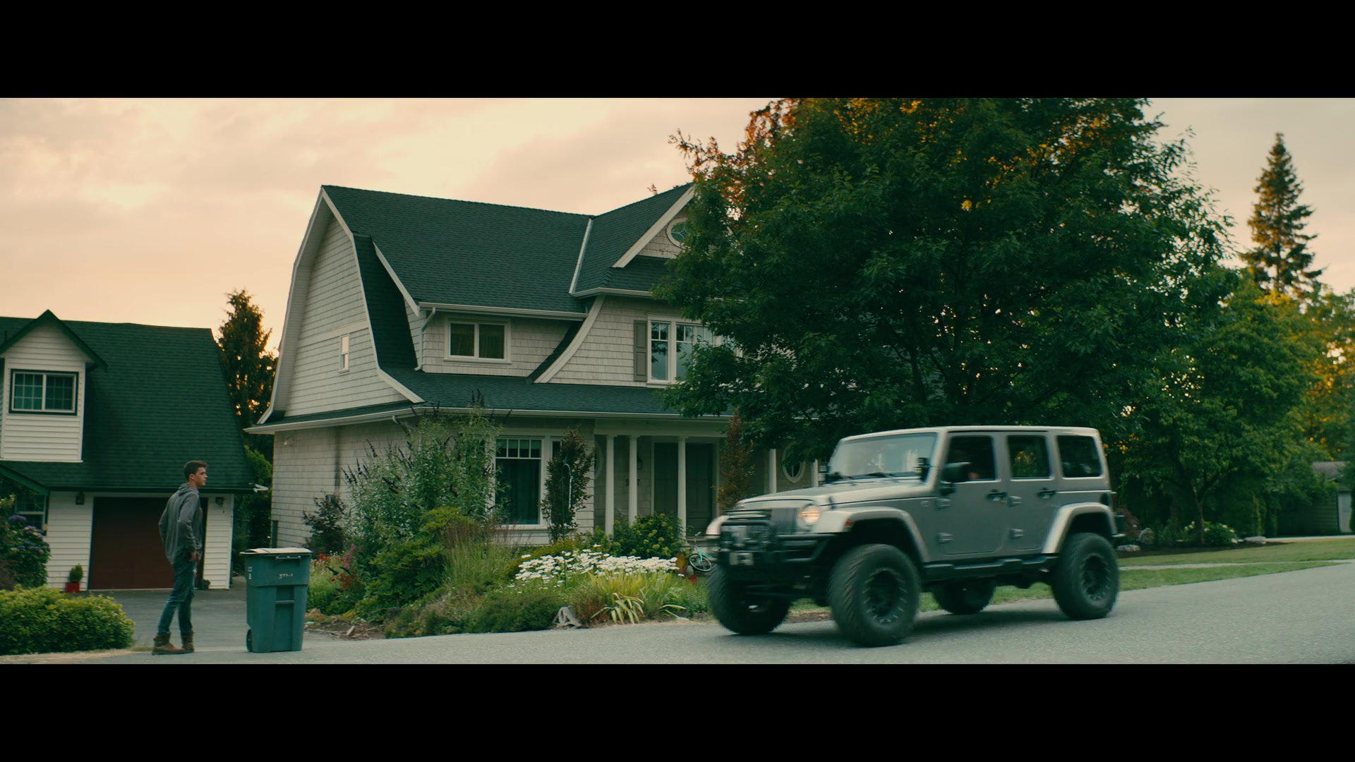 Used Dodge Dart >> Jeep Wrangler Car Used by Noah Centineo in To All the Boys I've Loved Before (2018) Movie