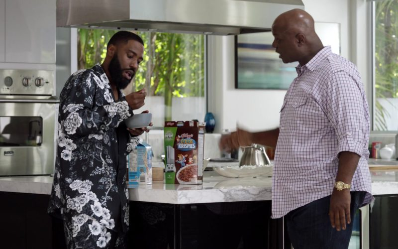 Kellogg's Cocoa Krispies Cereal in Ballers (1)