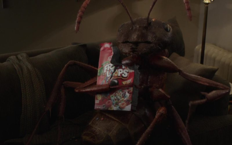 Kellogg's Froot Loops Cereals in Ant-Man and the Wasp (5)