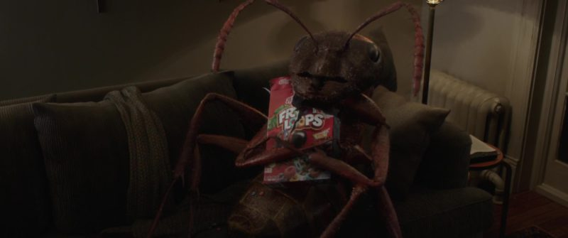 Kellogg's Froot Loops Cereals in Ant-Man and the Wasp (2018, Marvel Studios) - Movie Product Placement