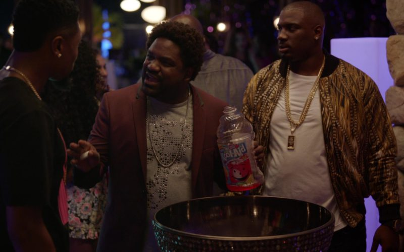 Kool-Aid Drink in Ballers (1)