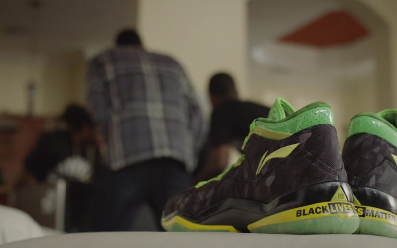 "Li-Ning WoW 3.0 ""Black Lives Matter"" Sneakers in Ballers (1)"