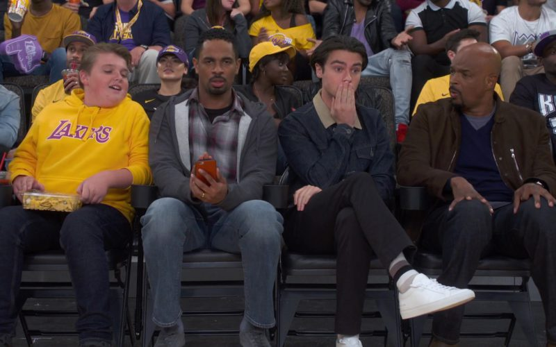 Los Angeles Lakers in Happy Together (5)