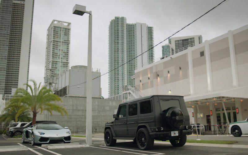 Mercedes-Benz G-Class SUV in Ballers (1)