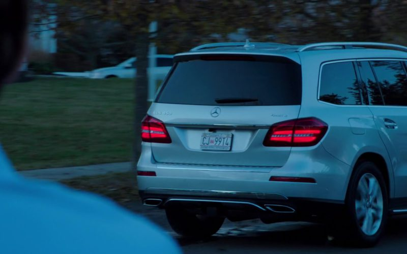 Mercedes-Benz GLS450 in The Equalizer 2