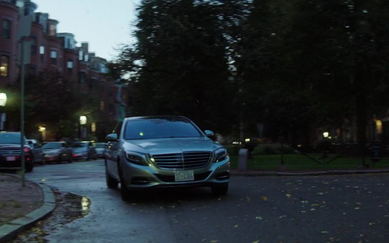 Mercedes-Benz S-Class Car in The Equalizer 2 (1)