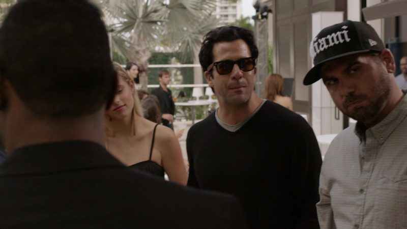 "Miami Cap by New Era in Ballers: Season 1, Episode 3, ""Move the Chains"" (2015) - TV Show Product Placement"