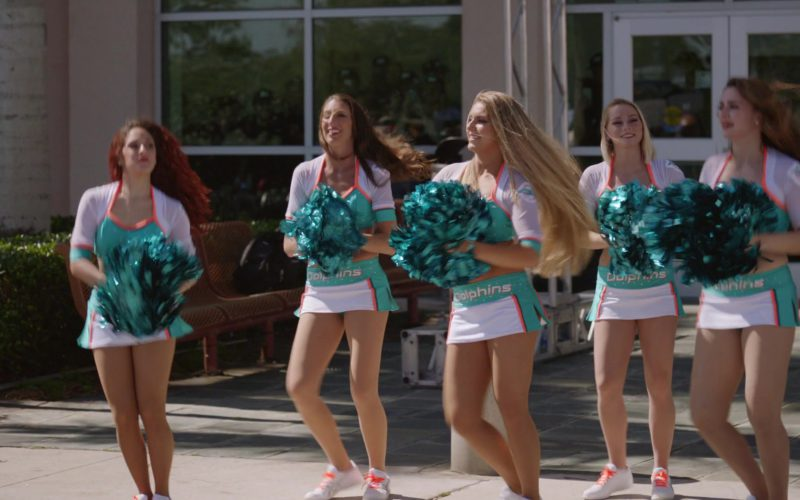 Miami Dolphins Girls (Cheerleaders) in Ballers (1)
