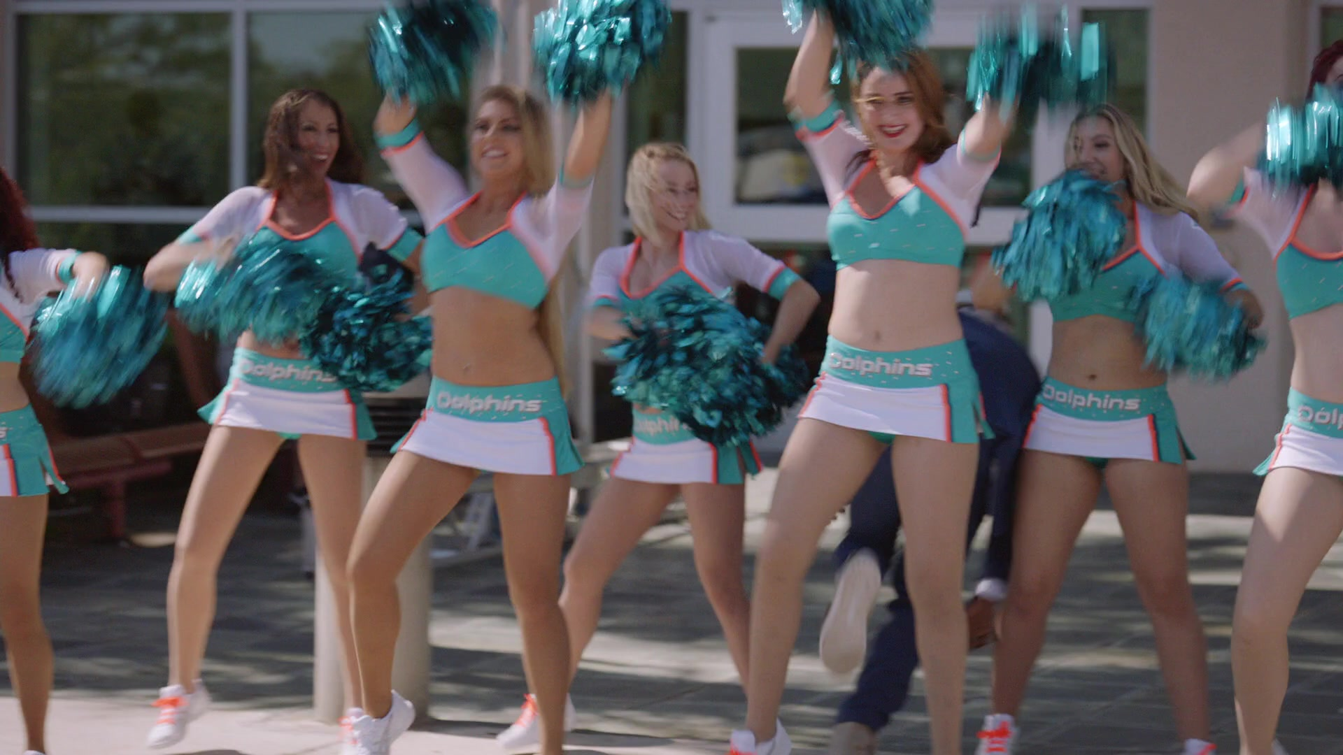 girls Miami dolphins