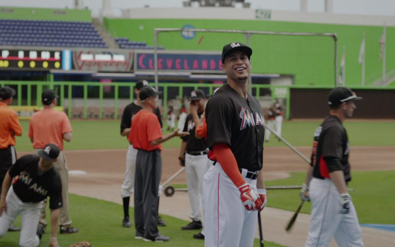 Miami Marlins Band Nike Baseball Gloves in Ballers (1)