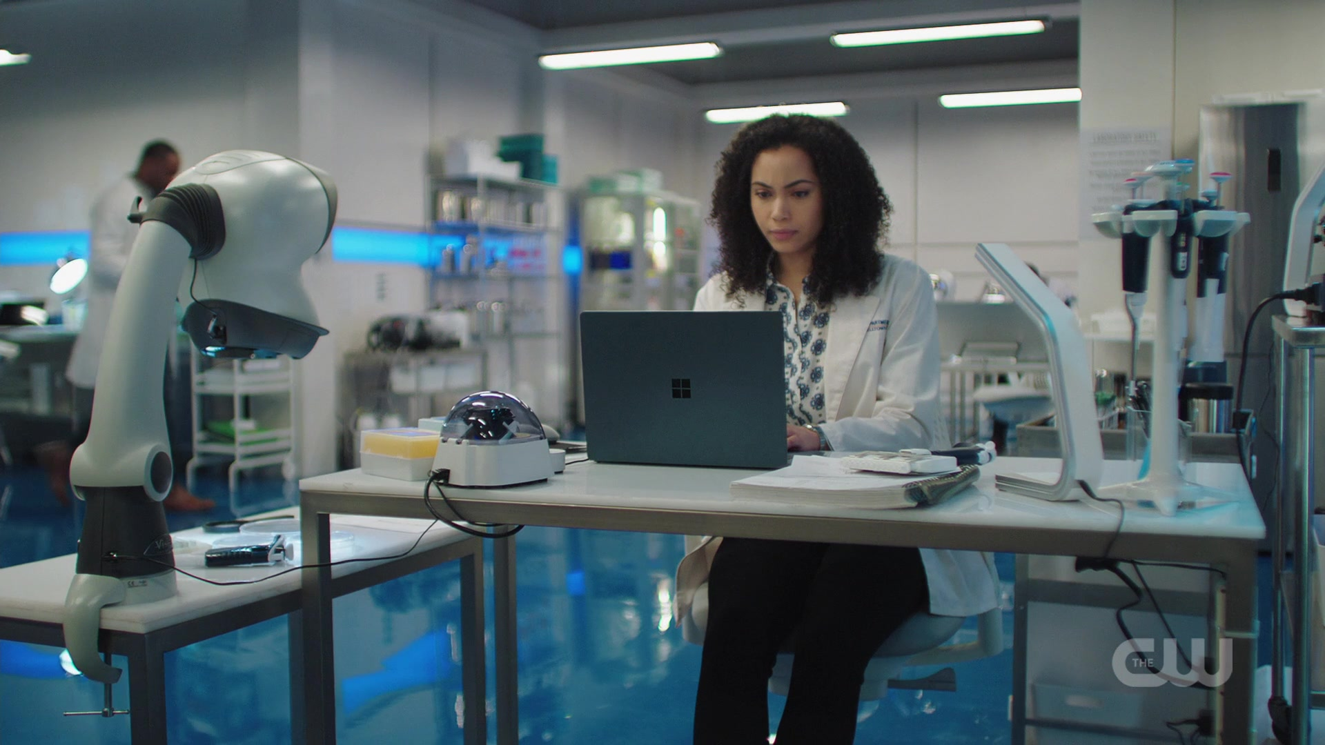 Microsoft Surface Laptop Used by Madeleine Mantock (Macy
