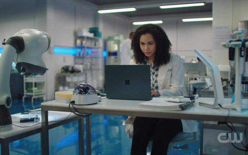 Microsoft Surface Laptop Used by Madeleine Mantock (Macy Vaughn) in Charmed (3)