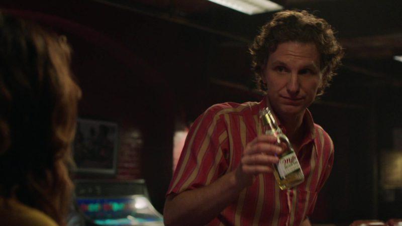 "Miller Beer in The Deuce Season 2 Episode 8: ""Nobody Has to Get Hurt"" (2018) - TV Show Product Placement"