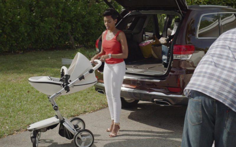 Mima Xari Stroller in Ballers (1)