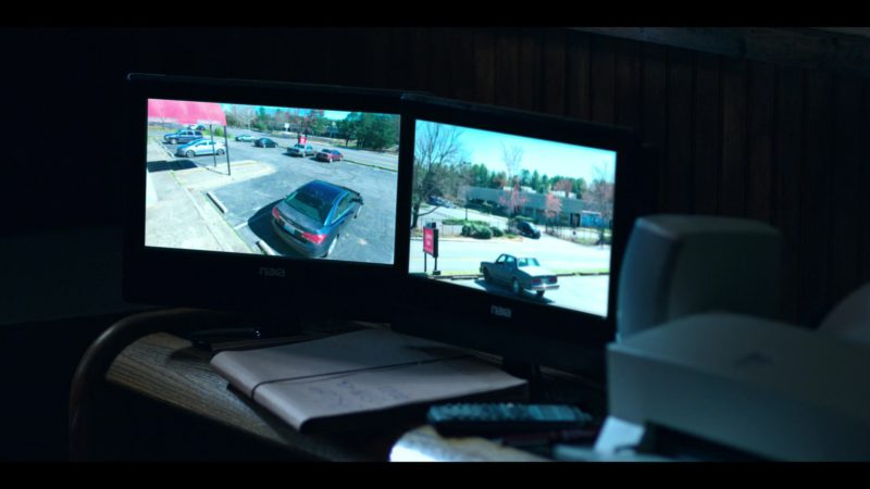 """Naxa Monitors in Ozark: Season 2, Episode 5, """"Game Day"""" (2018) - TV Show Product Placement"""