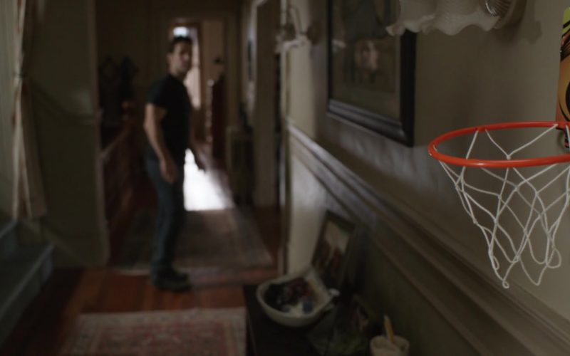 Nerf Basketball in Ant-Man and the Wasp