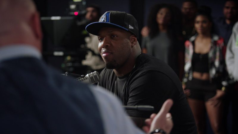 """New Era Cap in Ballers: Season 2, Episode 1, """"Face of the Franchise"""" (2016) - TV Show Product Placement"""