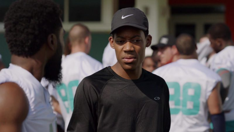 """Nike Cap Worn by Tyler James Williams in Ballers: Season 1, Episode 2, """"Raise Up"""" (2015) - TV Show Product Placement"""
