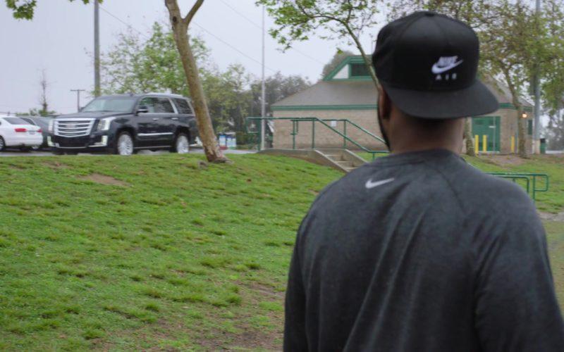 Nike Cap and T-Shirt Worn by John David Washington in Ballers (4)