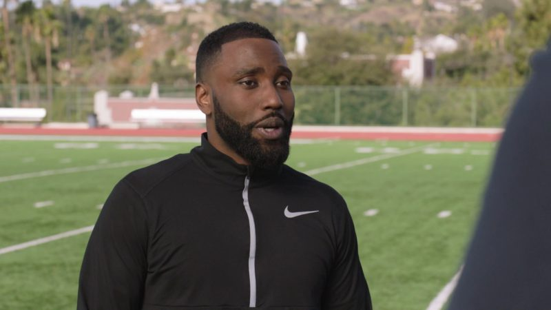 """Nike Jacket Worn by John David Washington in Ballers: Season 4, Episode 3, """"This Is Not Our World"""" (2018) - TV Show Product Placement"""
