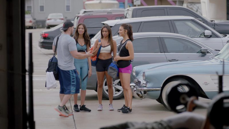"""Nike Men's and Women's Sneakers in Ballers: Season 2, Episode 5, """"Most Guys"""" (2016) TV Show Product Placement"""