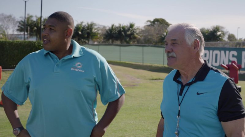 "Nike Shirt For Men in Ballers: Season 2, Episode 10, ""Game Day"" (2016) - TV Show Product Placement"