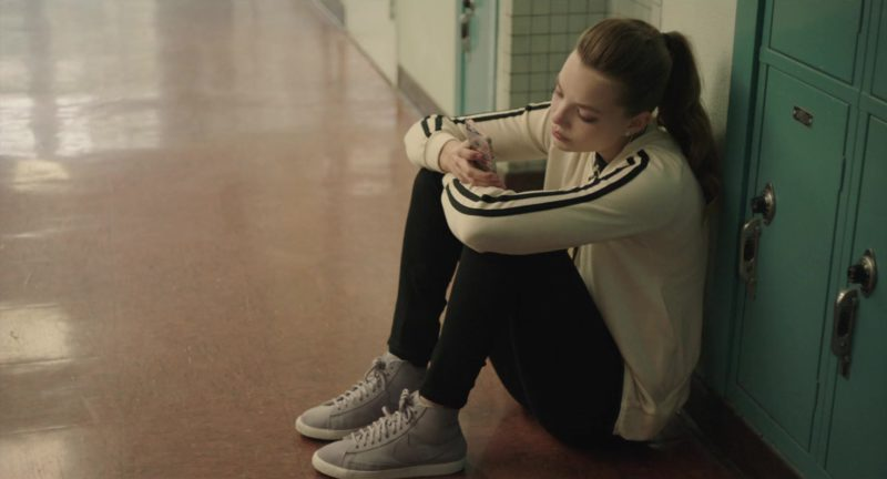Nike Shoes Worn by Kristine Froseth in Sierra Burgess Is a Loser (2018) - Movie Product Placement