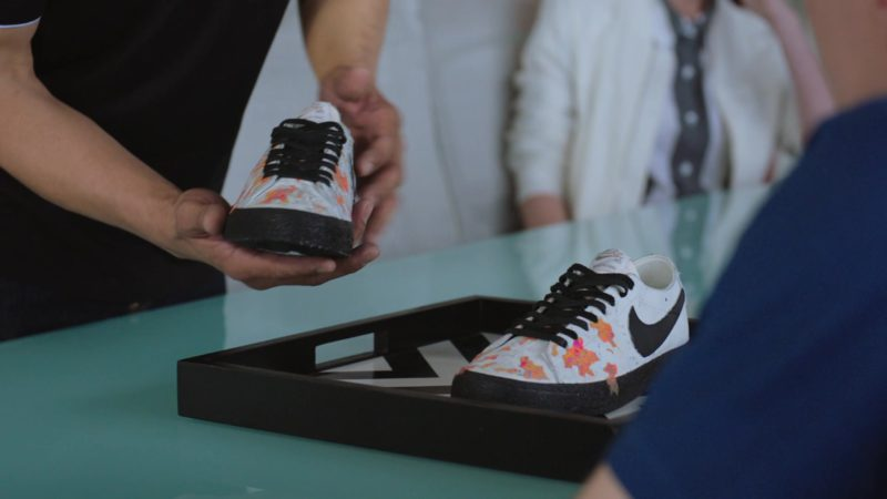 """Nike Shoes in Ballers: Season 4, Episode 9, """"There's No Place Like Home, Baby"""" (2018) TV Show Product Placement"""