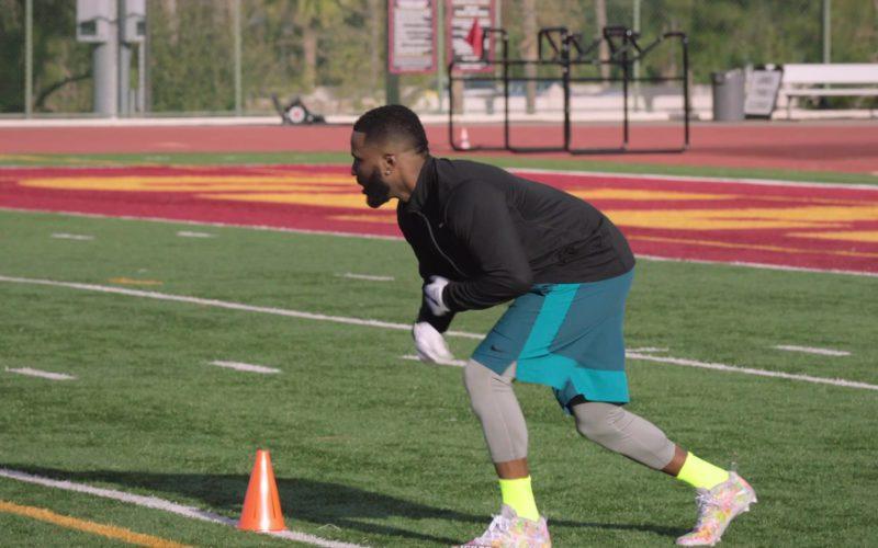 Nike Shorts Worn by John David Washington (Ricky) in Ballers