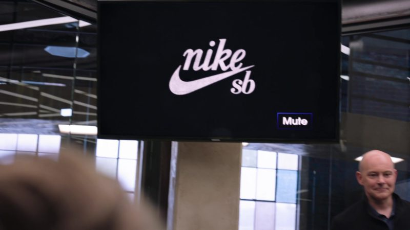 "Nike Skateboarding (SB) in Ballers: Season 4, Episode 8, ""The Devil You Know"" (2018) - TV Show Product Placement"
