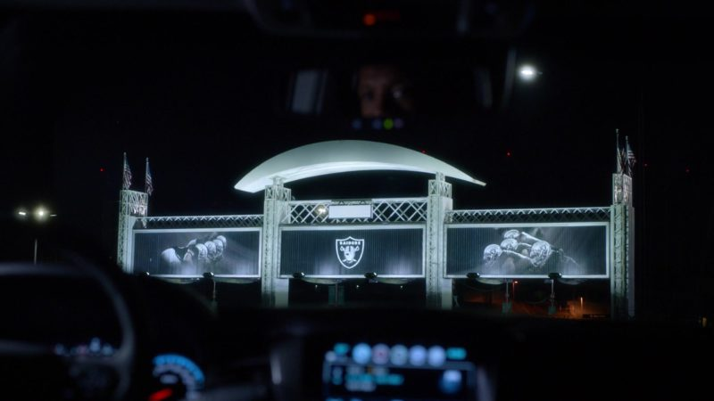 "Oakland Raiders in Ballers: Season 3, Episode 9, ""Crackback"" (2017) - TV Show Product Placement"