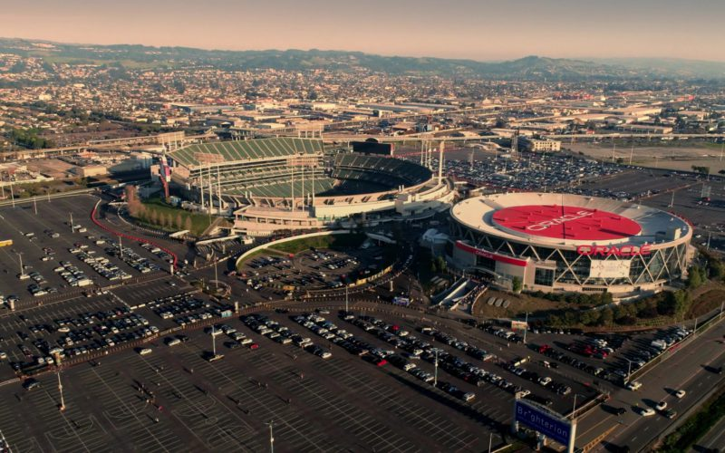 Oracle Arena in Ballers