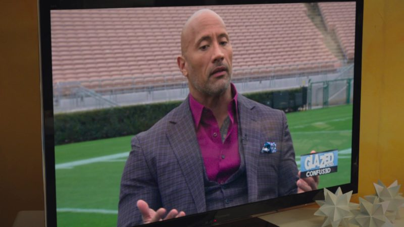 """Panasonic TV in Ballers: Season 4, Episode 9, """"There's No Place Like Home, Baby"""" (2018) TV Show Product Placement"""