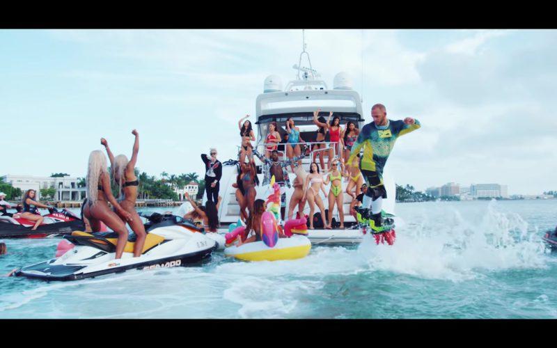 Pelagic Gear in Kept Back by Gucci Mane feat. Lil Pump (1)